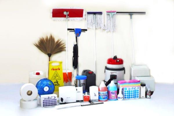 อุปกรณ์ทำความสะอาด (Cleaning Equipment)